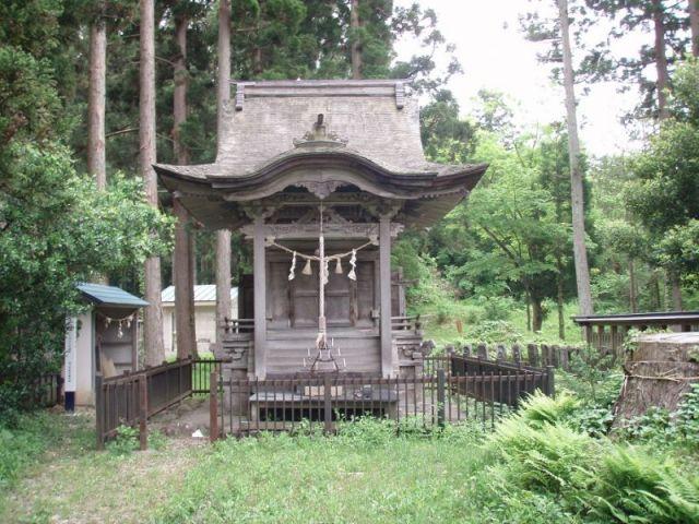 飯塚神明社観音堂2月
