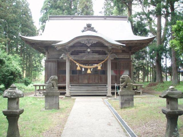 七星神社2