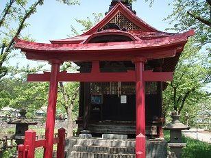蛇玉神社2
