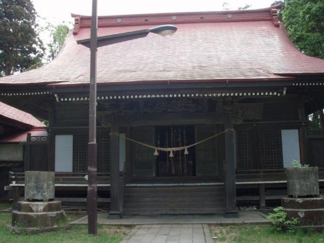 古四王神社2