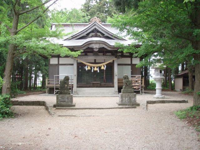 鹿渡神社2