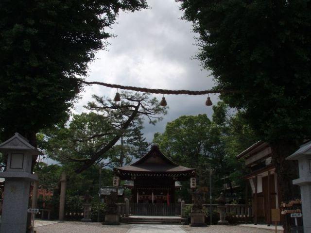 與杼神社2