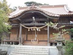 浜田久光山八幡宮