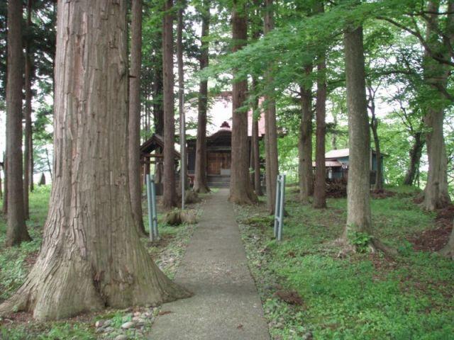 川口神社2月